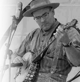 Bluegrass Banjo Player